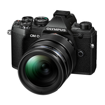 Фотокамера Olympus E-M5III Kit 1240 blk/blk