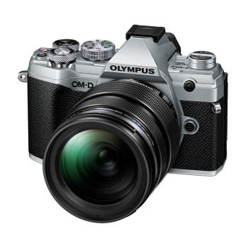 Фотокамера Olympus E-M5III Kit 1240 slv/blk
