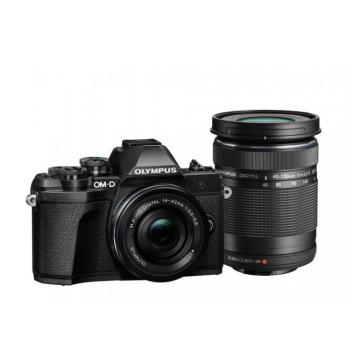 Фотокамера Olympus E-M10III Kit Pancake DZK black/black/black