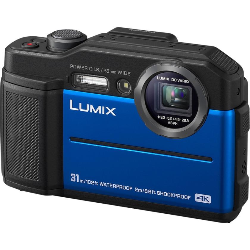Фотокамера Panasonic Lumix DC-FT7 blue (DC-FT7EE-A)