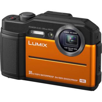 Фотокамера Panasonic Lumix DC-FT7 orange (DC-FT7EE-D)