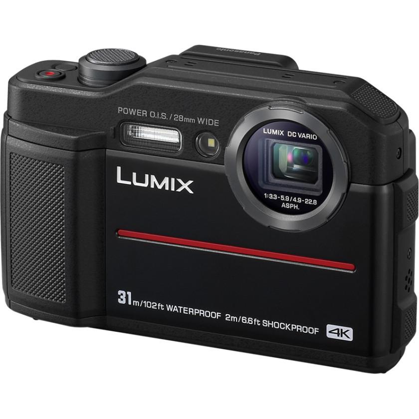 Фотокамера Panasonic Lumix DC-FT7 black (DC-FT7EE-K)