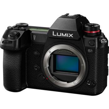 Фотокамера Panasonic Lumix DC-S1 Body (DC-S1EE-K)