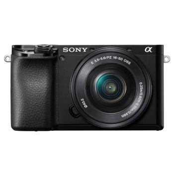 Фотокамера Sony ILCE-6100L Kit 16-50mm Black