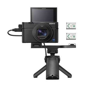 Фотокамера Sony DSC-RX100M7G с рукояткой