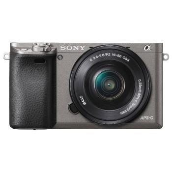 Фотокамера Sony Alpha ILCE-6000LH Kit 16-50mm