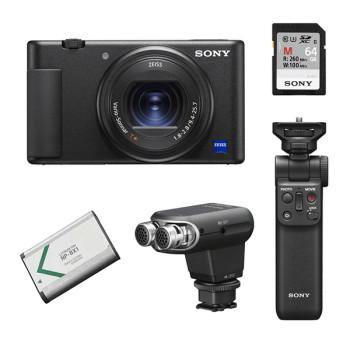 Фотокамера Sony ZV-1 Kit (ZV1KIT2DN.YC)
