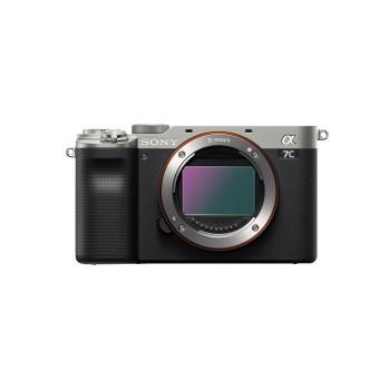 Фотокамера Sony Alpha ILCE-7C Body siver