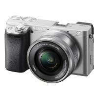 Фотокамера Sony Alpha ILCE-6400 Kit 16-50mm silver