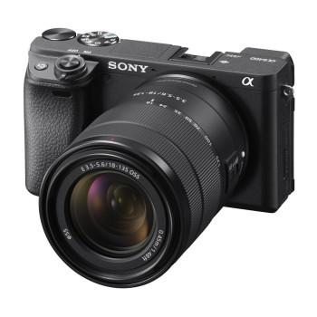 Фотокамера Sony Alpha ILCE-6400 Kit 18-135mm black