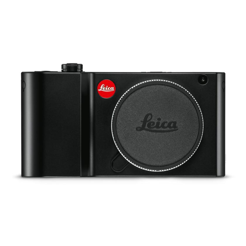 Фотокамера Leica TL2, черный, анодированный