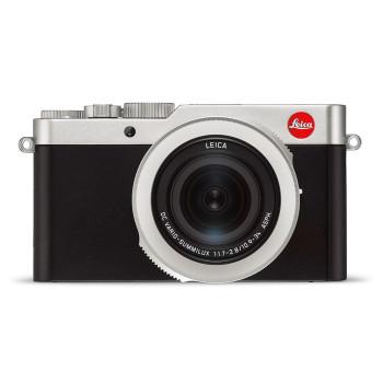 Фотокамера Leica D-Lux 7, серебристый, анодированный