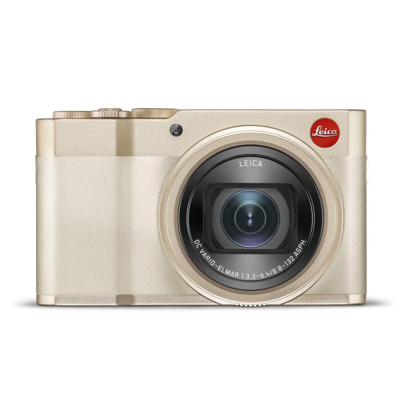 Фотокамера Leica C-Lux, светлый золотистый