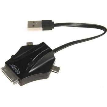 Универсальный Хаб USB GINZZU GR-453UB