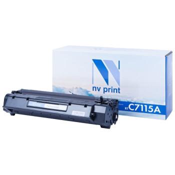 Картридж NV Print C7115A Black HP LJ 1200/1220/3300/3380 2500 коп.