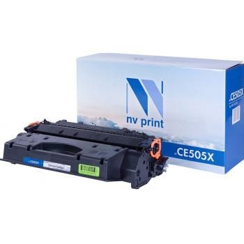 Картридж NV Print HP CE505X для LJ P2035/P2055 (6500k)