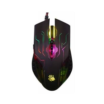 Мышь A4Tech Bloody Q51 (USB, 200-3200dpi, 8but) (игровая)