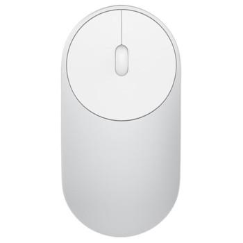 Беспроводная мышь Xiaomi Mi Portable Mouse Bluetooth Серебристая
