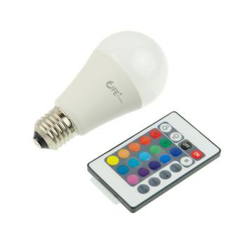 Лампа светодиодная Falcon Eyes ML-09 RGB с пультом ДУ для студийного осветителя