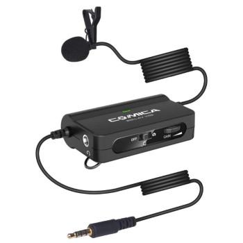 Микрофон петличный Comica CVM-SIG.LAV V05 MiniJack 3.5 mm (115579)