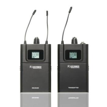 Петличная радиосистема GreenBean RadioSystem UHF100 беспроводная для видеокамер