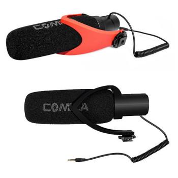 Микрофон Comica CVM-V30 PRO Чёрный