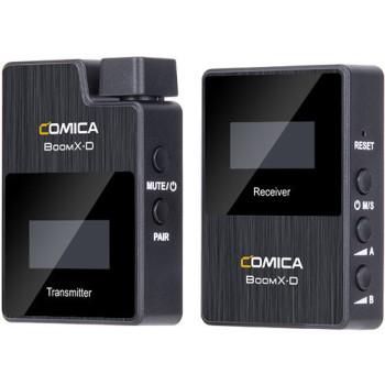 Радиосистема Comica BoomX-D1 (RX+TX)