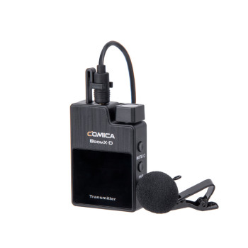 Радиосистема CoMica BoomX-Mi2 (RX Mi + 2TX)