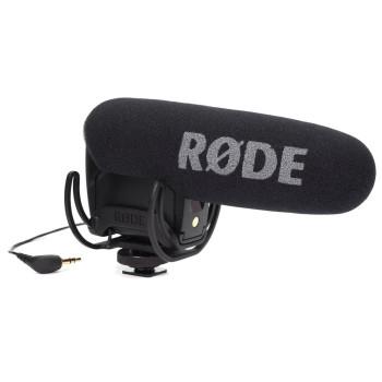 Микрофон-пушка Rode VideoMic Pro Rycote направленный суперкардиоидный накамерный