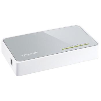 TP-LINK TL-SF1008D/E ( 8 PORTS, 10/100Mbps, RET,)