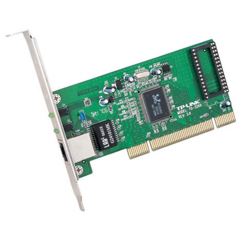 Сетевая карта TP-Link  TG-3269 ( 10/100 Mbps, TPO, PCI, RTL,)