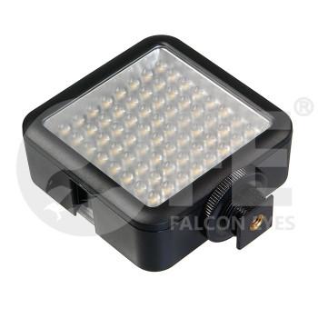 Осветитель Falcon Eyes накамерный светодиодный LedPRO 64