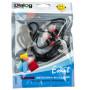 Наушники Dialog EP-50 вакуумные кабель 1,2 м