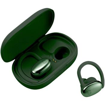 Наушники Momax JOY FIT TWS Зелёные