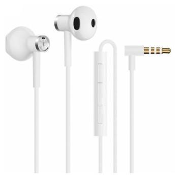 Наушники Xiaomi Mi Dual Driver Earphones ZBW4406TY White