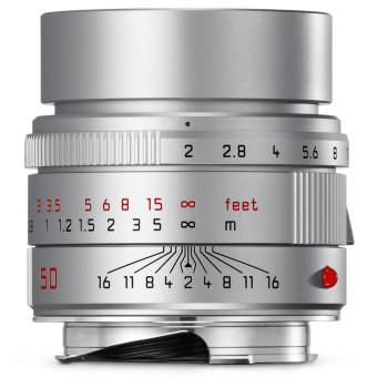 Объектив Leica APO-Summicron-M 50 мм, f/2, ASPH, серебристый, анодированный