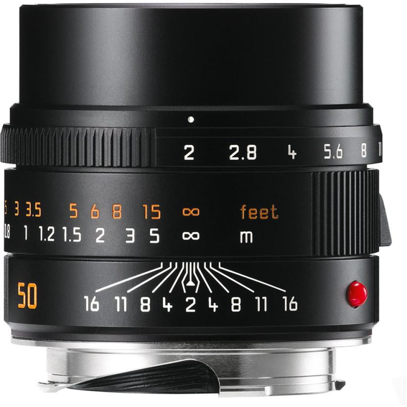 Объектив Leica APO-Summicron-M 50 мм, f/2, ASPH, черный, анодированный