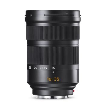 Объектив Leica Super-Vario-Elmar-SL 16-35 мм f/3.5-4.5 ASPH., черный, анодированный