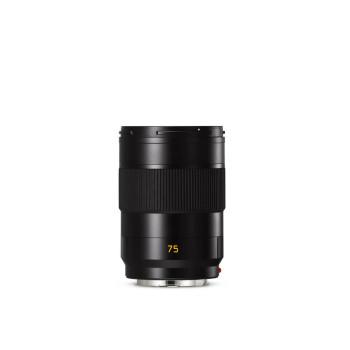 Объектив Leica APO-Summicron-SL 75 мм, f/2, ASPH, черный, анодированный