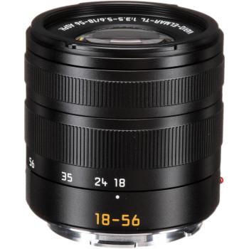Объектив Leica Vario-Elmar-TL 18–56 мм, f/3.5-5.6, ASPH, черный, анодированный