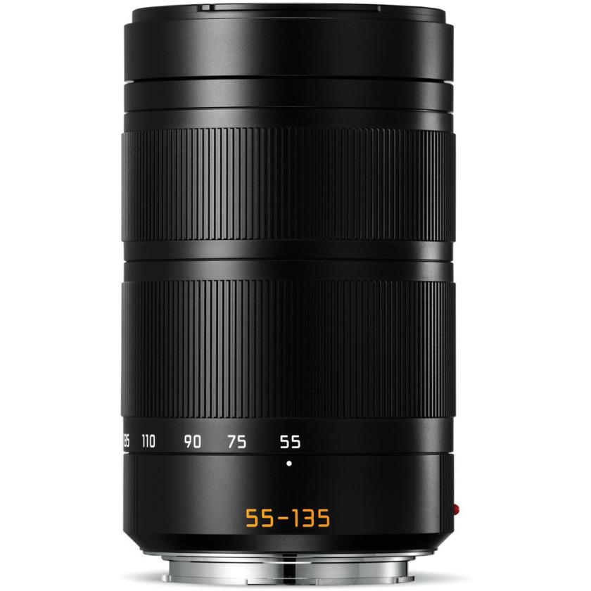 Объектив Leica APO-Vario-Elmar-TL 55–135 мм, f/3.5-4.5, ASPH, черный, анодированный