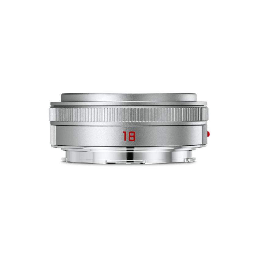 Объектив Leica Elmarit-TL 18, f/2.8, ASPH, серебристый