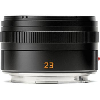 Объектив Leica Summicron-TL 23 мм, f/2, ASPH, черный, анодированный