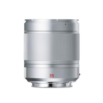 Объектив Leica Summilux-TL 35 мм, f/1.4, ASPH, серебристый, анодированный