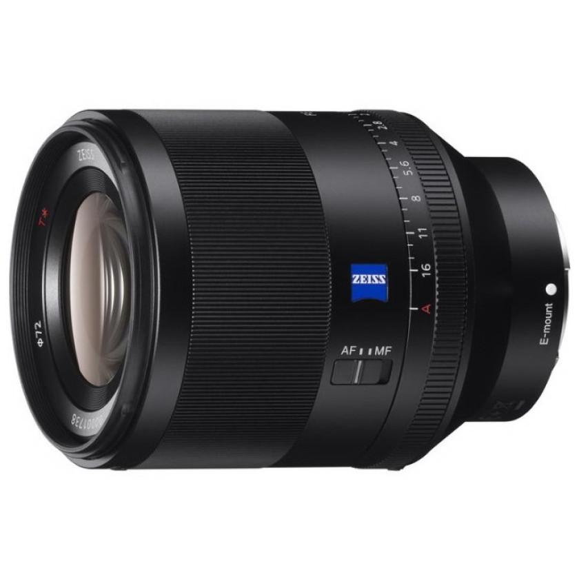 Объектив Sony 50mm f/1.4 ZA (SEL50F14Z)