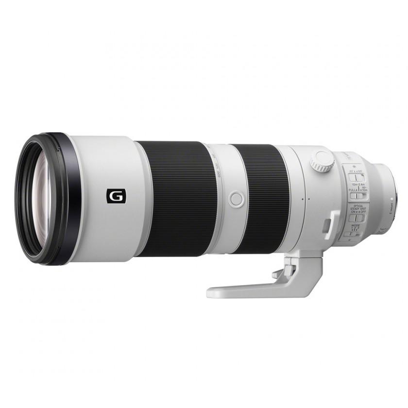 Объектив Sony FE 200-600mm f/5.6-6.3G (SEL200600G)