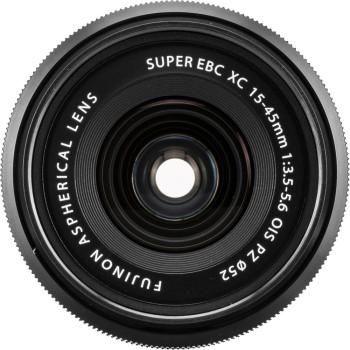 Объектив Fujifilm XC 15-45mm f/3.5-5.6 OIS PZ black
