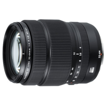 Объектив Fujifilm GF 32-64mm f/4 R LM WR