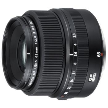 Объектив Fujifilm GF 63mm f/2.8 R WR