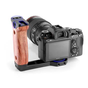 Ручка для стабилизаторов SmallRig Universal Wooden Side Handle BSS2222B